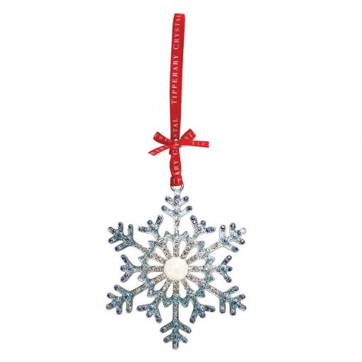 Tipperary snowflake decoration