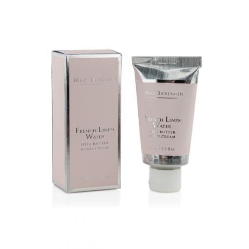 Max Benjamin French linen water luxury hand cream