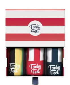 Tipperary Crystal Funky Feet Socks